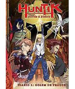 Huntik: Secrets  Seekers, Vol. 1 - Golem of Prague (DVD, 2009, 2-Disc Se... - $8.42