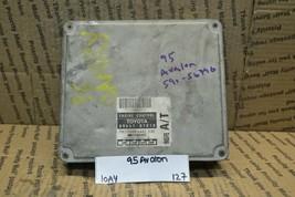 1995 Toyota Avalon Engine Control Unit ECU 8966107010 Module 127-10a4 - $7.69