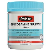Swisse Glucosamine Sulfate 1500mg 180 Tablets - $146.59