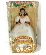 1997 Barbie Santacruzan Filipina Doll Mattel White Dress New - $149.99