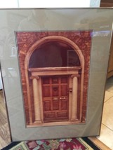 WILLIAM PLANTE LARGE PHOTOGRAPH 63 FITZWILLIAM SQUARE DUBLIN SIGNED & FR... - $142.56