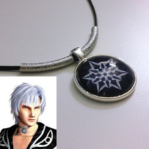 Legend of the Dragoon Lloyd Cosplay Glass Stone Necklace Pendant LoD - $18.00