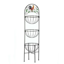 Rooster 3-Tier Kitchen Basket - $87.70