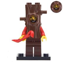 Tree Man Minifigures City Series Lego Block Toy Gift For Kids - $1.99