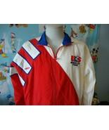 Vintage 90's US World Cup Team Adidas 1994 Windbreaker Track Jacket M  - $65.34