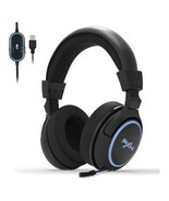 PXN U306 Wired Gaming Headphones w/Mic PC PS5 PS4 Mac 7.1 Stereo Surround Sound - $42.47