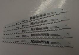 "Mastercraft by Bosch 16-30230 6"" x 6 TPI Bi-Metal Reciprocating Saw Blad... - $3.96"