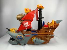Fisher Price Imaginext Shark Bite Pirate Ship - $24.99