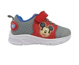 NEW Baby or Toddler Boys Mickey Mouse Sneakers Size 9 10 11 or 12  - $22.99