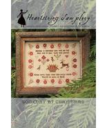 Someday At Christmas cross stitch chart Heartstring Samplery - $9.00