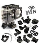 Etek Sport Wi-Fi 12MP HD 1080P Impermeabile Action Camera - $148.40