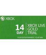 14-days{2 week} Xbox 360/ONE Live trial Gold Membership Code [DIGITAL] - $4.33
