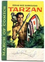 March of Comics #204 1960-Tarzan Jesse Marsh art- Promo Comic - $27.74