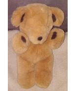 Gund stitch bear vintage plush 1979 thumbtall