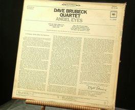 Dave Brubeck Quartet Angel Eyes  AA20-RC2116 Vintage image 4