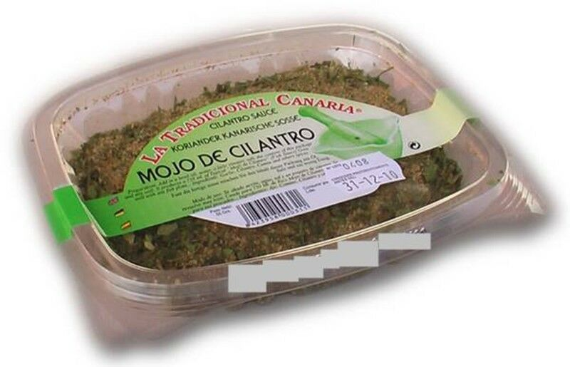 Mojo Canario Green Cilantro Canarian Mojo Sauce Spiceblend Buy From Spain - $9.99