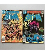 Lot of 11 Detective Comics (1937 1st Series) from #506-540 - $59.40