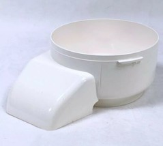 Sunbeam Oskar Food Processor Salad Shooter Bowl Base 14081 Replacement P... - $6.85
