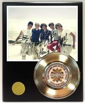 One Direction Gold Record Signature Series LTD Edition Display - $85.45