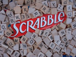 1000 Scrabble Tiles Wooden Letters for Crafts Jewelry Scrapbooking etc - $28.01