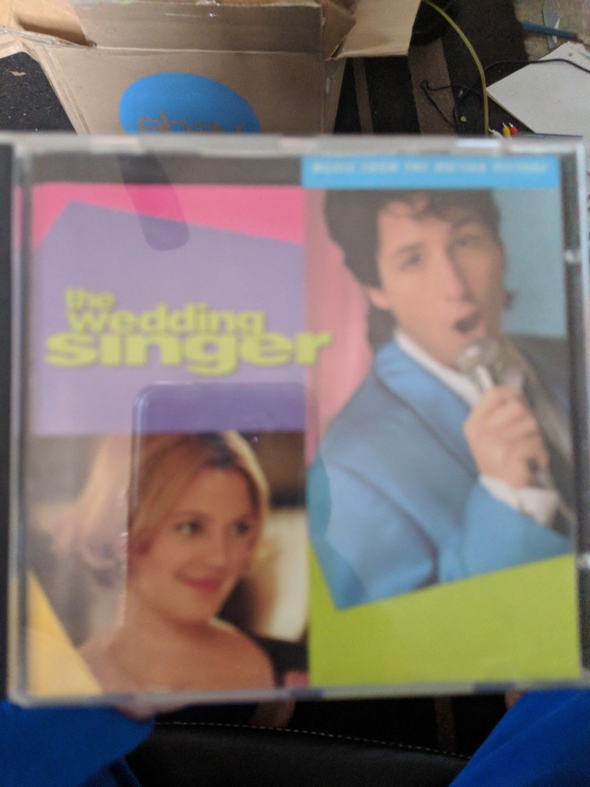 Music From The Motion Picture The Wedding Singer (CD)