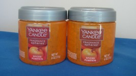 Yankee Candle Fragrance Spheres Odor Neutralizing Beads, Spiced Pumpkin ... - $13.54