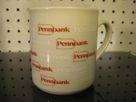 Pennbank Pennsylvania Bank Promotional Corporate Coffee Mug  - $9.25