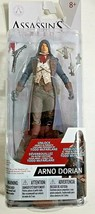 Factory sealed Assassin's Creed, Arno Dorian action figure 2014 Damaged box - £9.06 GBP