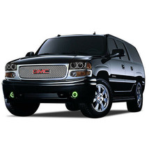 for GMC Yukon 01-06 Green LED Halo kit for Fog Lights - $61.68