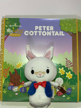Hallmark Itty Bittys Storybooks Peter Cottontail Easter Bunny Book Set - $9.89