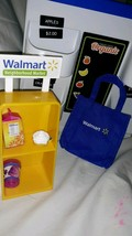 My Life Walmart Checkout Register w/ Shopping Cart - $31.24