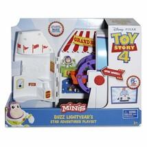 Disney Pixar: Toy Story 4 - Buzz Lightyear's Star Adventurer Playset NIB... - $18.99