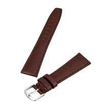 Hadley Roma Brown 20 mm Wide Genuine Leather Strap SHIPSFREE - $17.85