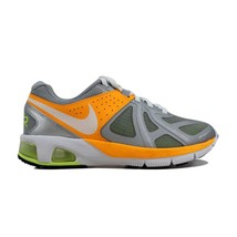 Nike Air Max Run Lite 5 Metallic Silver/White-Atomic Mango-Volt 631664-006 SZ 6 - $55.41