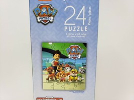 Nickelodeon 24 Pc Jigsaw Puzzle - New - Paw Patrol - $8.99