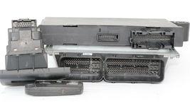 07-10 BMW 128i DME ECU EWS Key Immobilizer Ignition Set - Auto Trans image 3