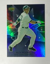 2006 Upper Deck Alex Rodriguez Card /50 Future Stars Red #41 - $14.25