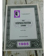 The Stephen Foster Story 27th Season 1985 Program Bardstown KY - $9.89