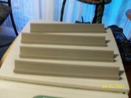2#U   Set of 4 tile stands for Milton Bradley's Board Game UPWORDS  - $4.94