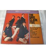 The Dave Clark Five Return Epic BN 26104 Stereo Record Album LP - $24.99