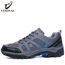 Light VESONAL Summer For Male Mesh Men 2018 Shoes Lo Breathable Spring Sneakers Iwrxqw6Z
