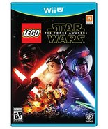 LEGO Star Wars: The Force Awakens - Wii U Standard Edition [video game] - $11.85