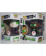 FUNKO POP The Joker Black Suit & Green Lantern John Stewart Walgreens Ex... - $44.18