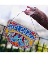 Handmade Welcome Sign - $66.00