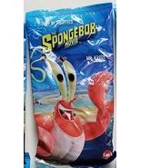 The SpongeBob Movie Wendy's Kids Meal Single Toy #7 Mr. Krabs  (2020) - $5.00