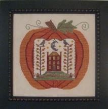 Great Pumpkin Sampler cross stitch chart Samplers Revisited - $14.40