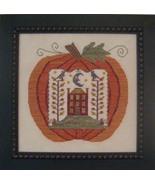 Great Pumpkin Sampler cross stitch chart Sample... - $14.40