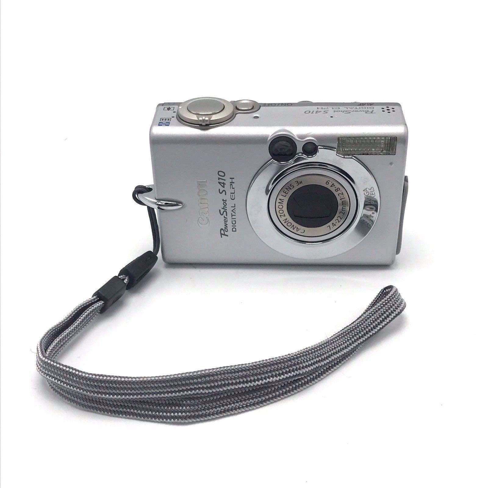 canon powershot s410 bundle user manual and 50 similar items rh bonanza com