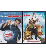 Bruce Almighty (2003) & Evan Almighty (2007) Fu... - $5.99