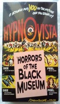 HORRORS OF THE BLACK MUSEUM Herman Cohen, Headless Ghost Classic Horror ... - $24.07